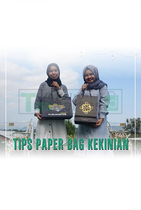paper bag kekinian